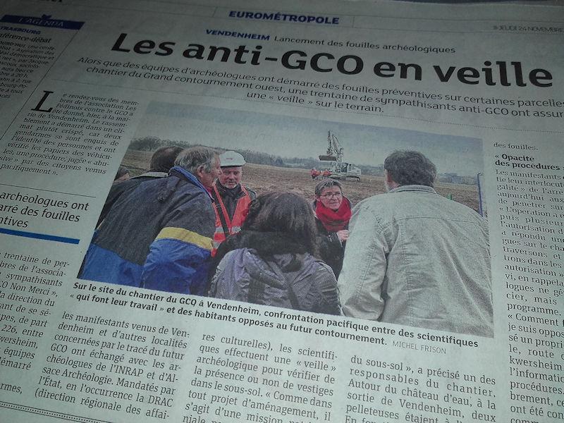 DNA Edition Strasbourg du 24/11/2016
