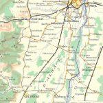 Tram réseau suburbain 1930 -1944