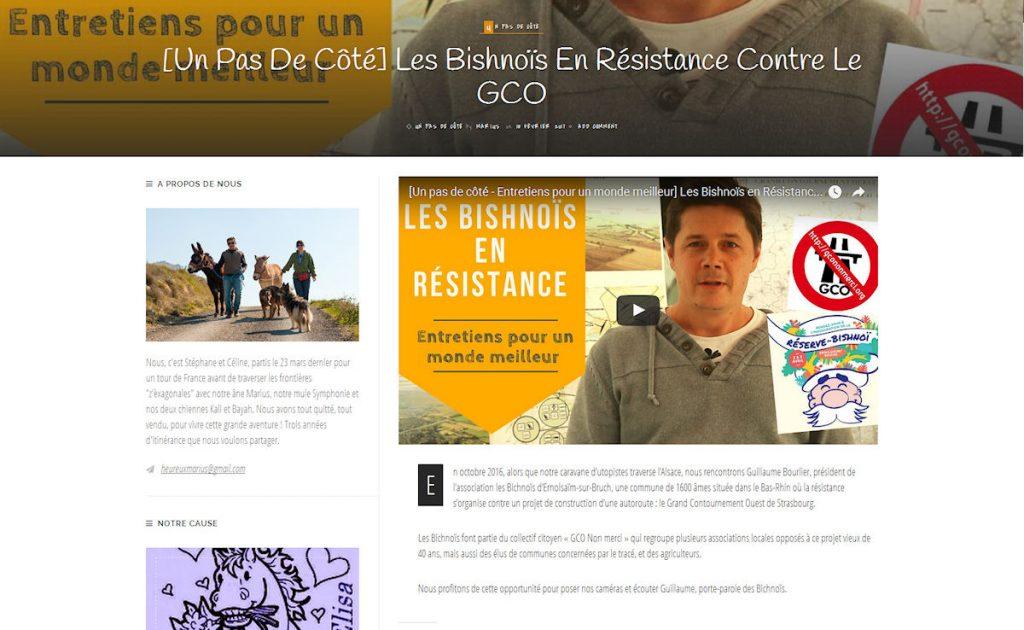 [Un pas de côté] Les Bishnoïs en Résistance contre le GCO