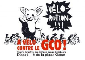 Vélorution : Tous au BishnoÏ ! @ Place Kléber | Strasbourg | Grand Est | France