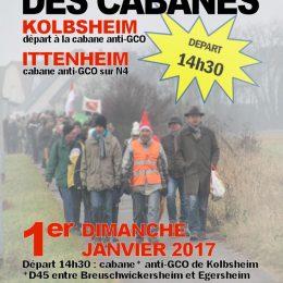 affiche marche 2 | Kolbsheim - Ittenheim