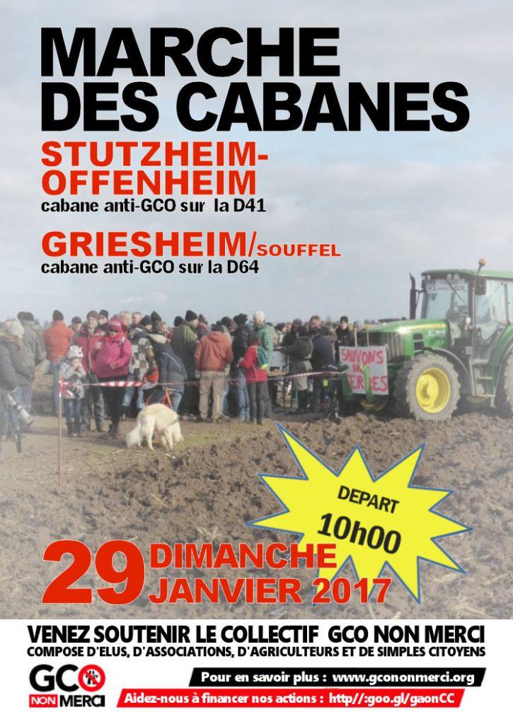 affiche marche 4 | Stutzheim-Offenheim - Griesheim/Souffel Pfulgriesheim