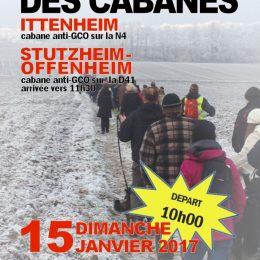 affiche marche 3 | Ittenheim - Stutzheim-Offenheim