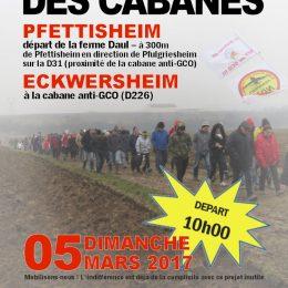 affiche marche 6 | Pfettisheim - Eckwersheim