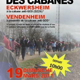 affiche marche 7 | Eckwersheim - Vendenheim