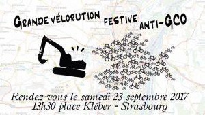 Vélorution anti-GCO @ Strasbourg - Kolbsheim | Strasbourg | Grand Est | France