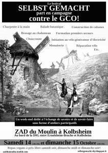 "Festival ""Selbst Gemacht"" 14 et 15 octobre 2017 @ Kolbsheim | Grand Est | France"