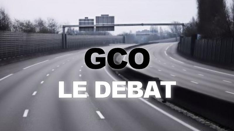 GCO : LE DEBAT - Jeudi 23 novembre 2017 @ FEC - salle Léon XI | Strasbourg | Grand Est | France
