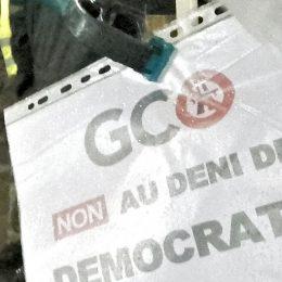 déni de démocratie