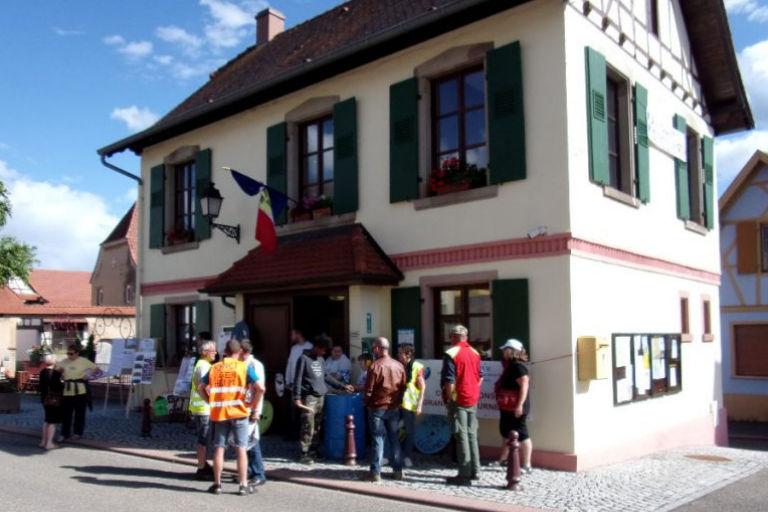 mairie de Kolbhseim