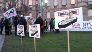 Contre le déni de démocratie, Pour un avenir sans GCO @ Préfecture à Strasbourg | Strasbourg | Grand Est | France