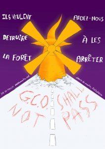 Pique-nique militant à la ZAD @ ZAD du Moulin | Kolbsheim | Grand Est | France