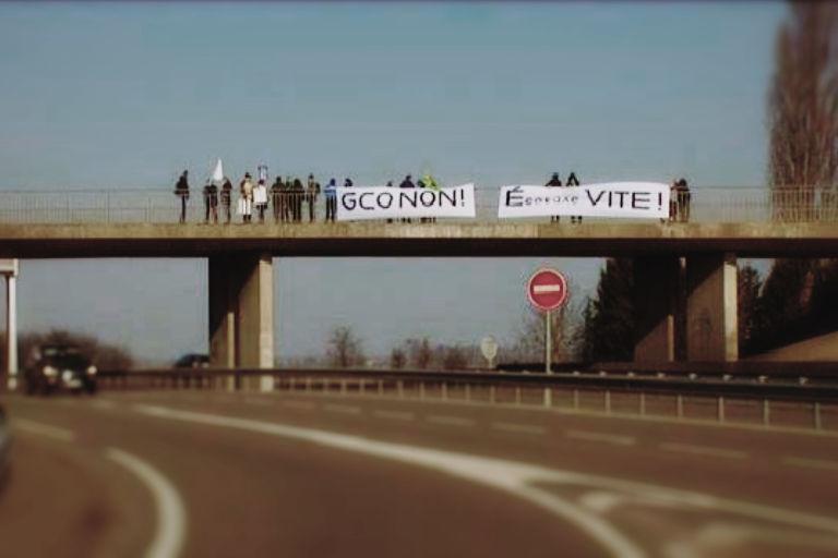 Mardi, tous sur les ponts pour une écotaxe locale @ Portique Ecotaxe Schiltigheim | Schiltigheim | Grand Est | France