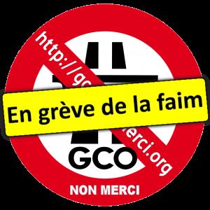 Grève de la faim contre GCO - Conférence de presse de lancement @ église St MIchel, Bischheim | Bischheim | Grand Est | France