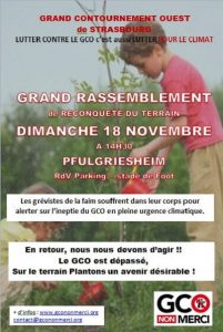Grand Rassemblement - plantons notre avenir @ Stade de foot Pfulgriesheim | Pfulgriesheim | Grand Est | France