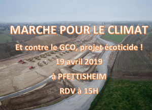 Marche pour le climat à Pfettisheim @ Pfettisheim