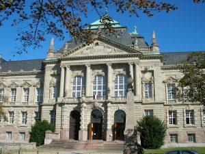 GCO : 30 septembre, procès en appel d'un militant anti-GCO @ Cour d'appel de Colmar