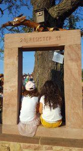 « Veillez, priez… et résistez ! » • GCO • VERT le futur @ Monument RESISTER