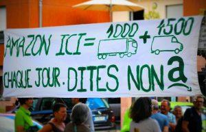 Mobilisation pour dire non au projet d'entrepôt d'e-commerce d'Ensisheim (68) @ Champ-de-Mars
