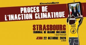 Soutien aux décrocheurs en procès à Strasbourg @ Tribunal de Grand Instance