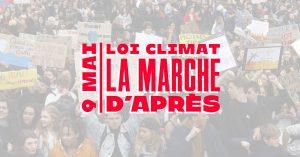 Loi Climat - La Marche d'Après ! Strasbourg @ Place de la République